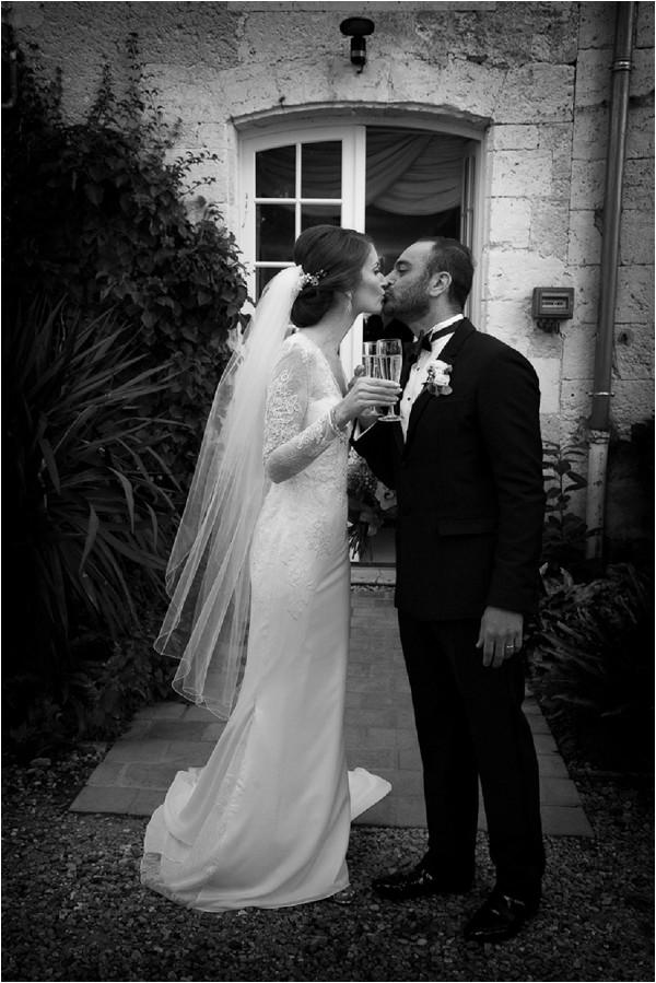 classic and elegant bridal styling