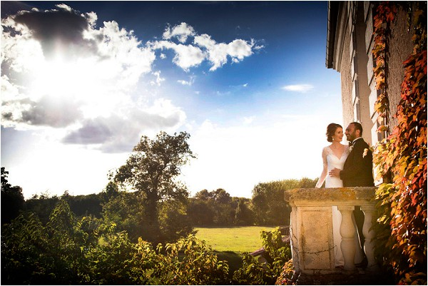 romantic wedding at Charmant Chateau