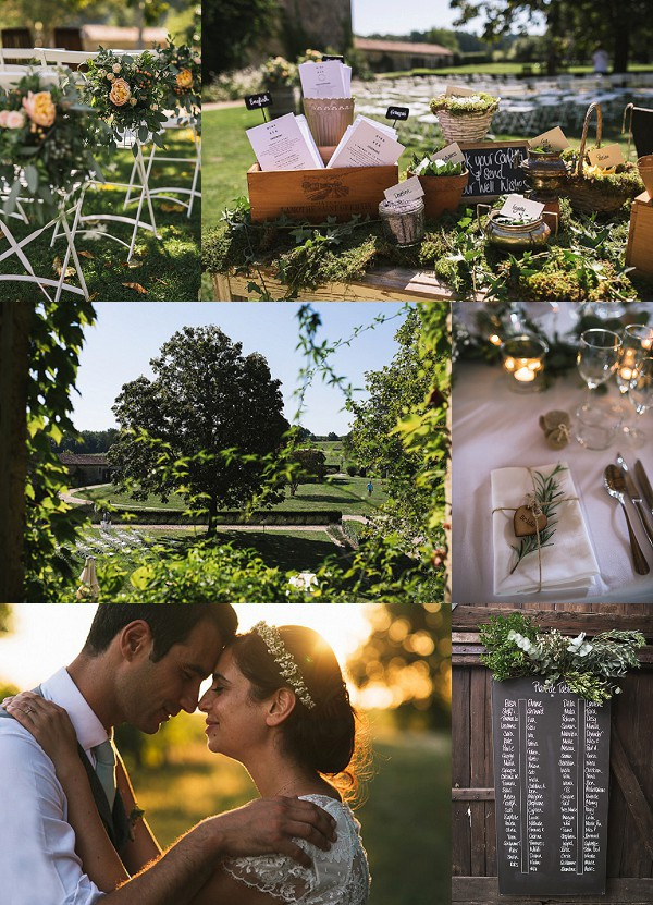 A Rustic Countryside Chateau Rigaud Wedding