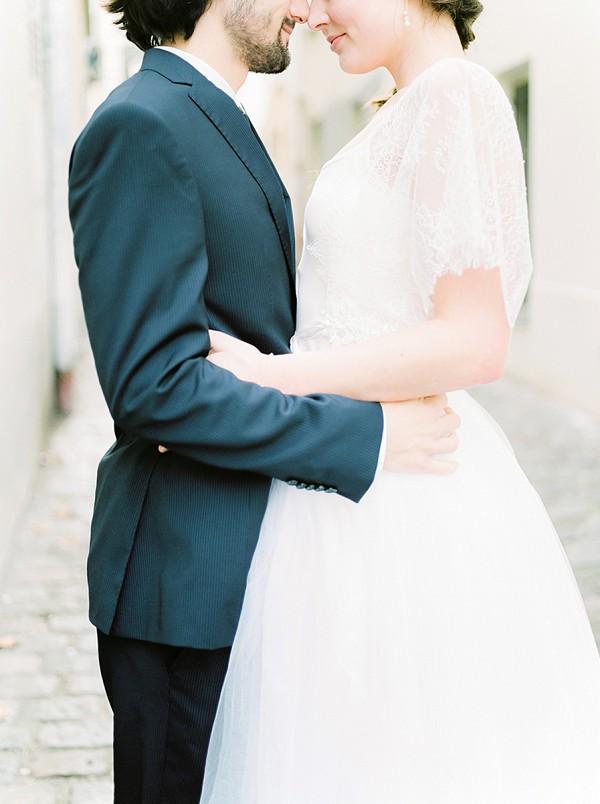 BHLDN wedding skirt