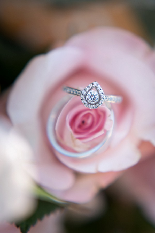 Beautiful diamond wedding ring