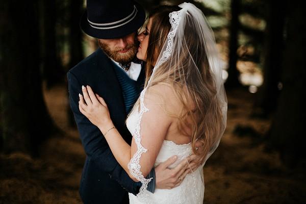 Cameoo wedding veil