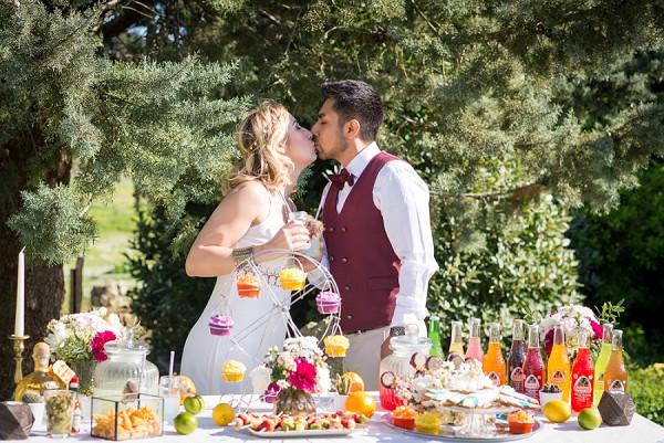 Coachella Festival Wedding Inspiration