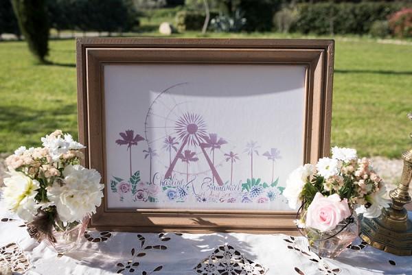 Coachella Inspired Wedding