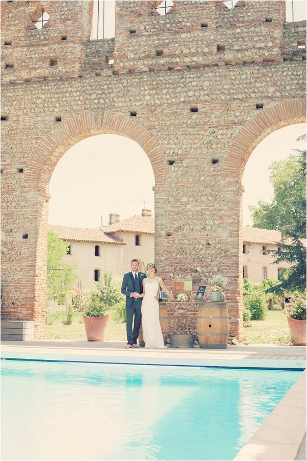 Domaine du Beyssac wedding venue