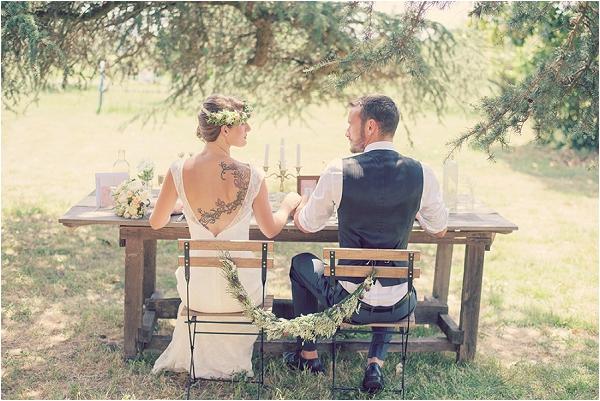 French vintage wedding ideas