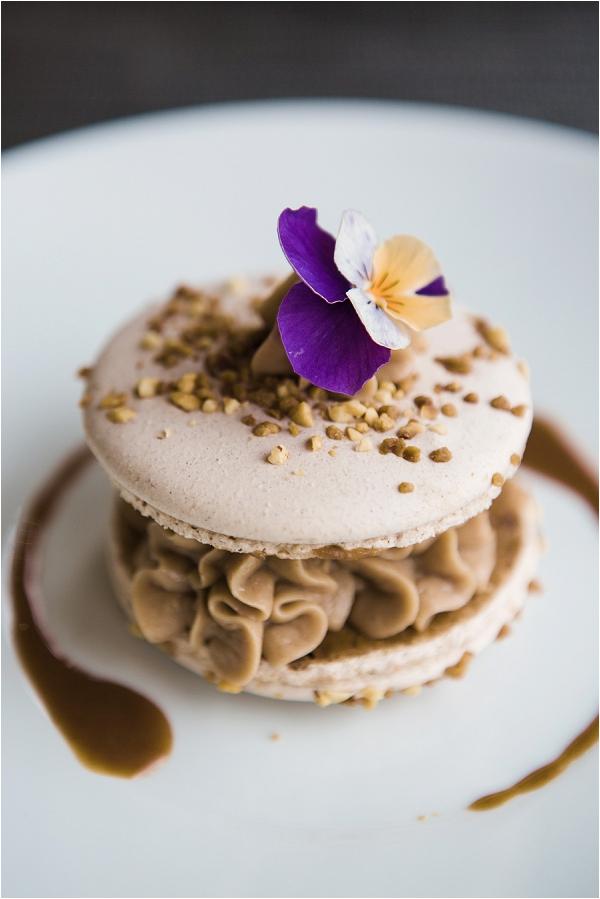vegan macaron The Gentle Gourmet Cafe