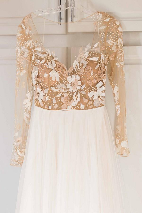 Hayley Paige Wedding Dress