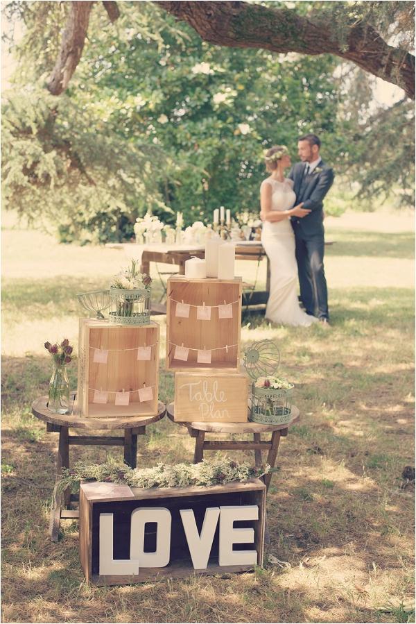 Love wedding decor ideas
