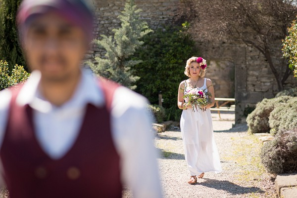 Mas de la Rivoire wedding