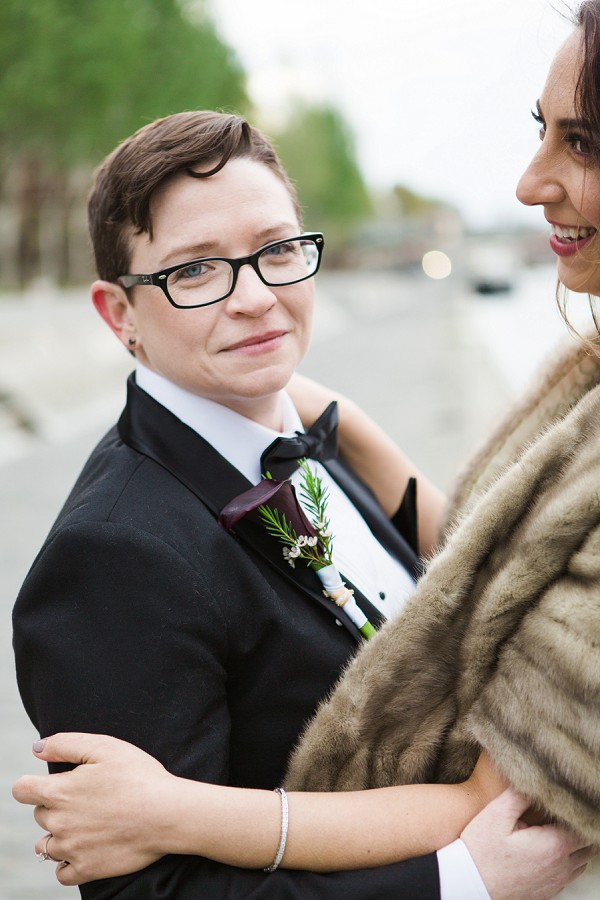 Michael Kors Wedding Suit