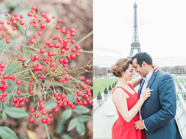 Paris anniversary shoot