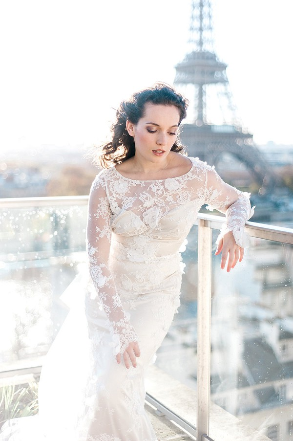 Parisian styled shoot