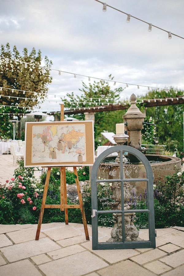 Pretty wedding inspiration south of france