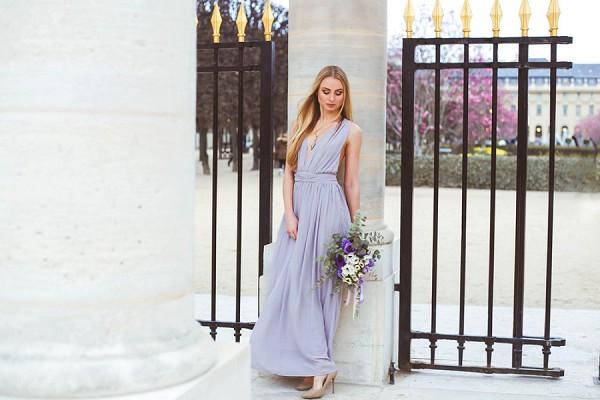 Romantic shoot in Paris