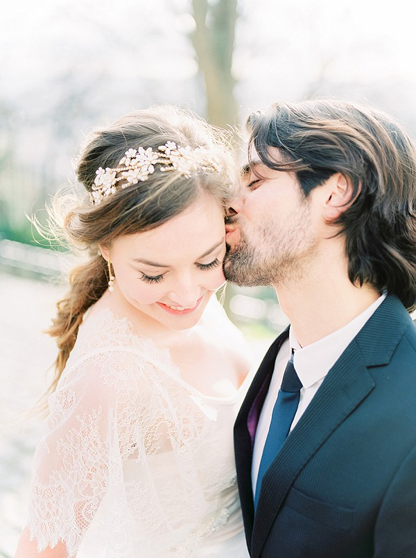 Timeless Wedding Day Elegance In Paris