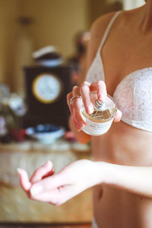 bridal morning Parisian style
