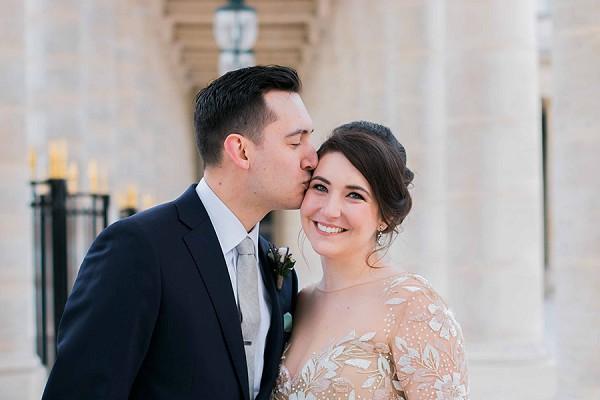 elegant and traditional wedding