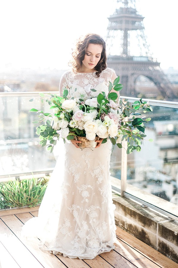 large wedding center pieces