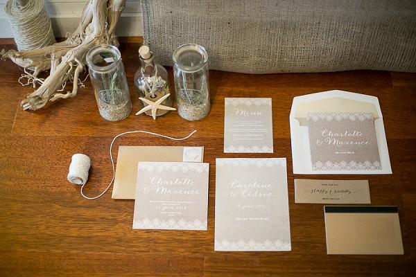 wedding stationary suite inspiration