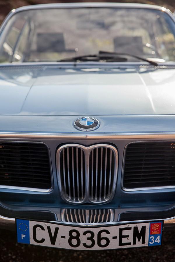 BMW Wedding Car