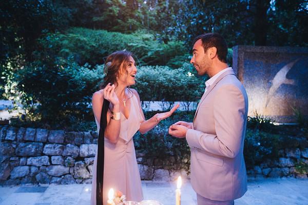 Engagement session secret photographer