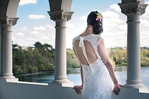 Gloria Creation Wedding dress