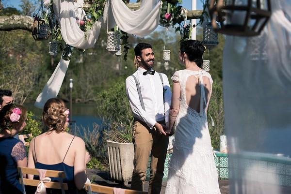 Lake Side Chateau de Brindos Wedding Inspiration