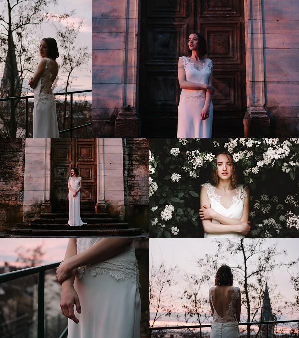 Lauren Créations Bridal Wear Collection Snapshot