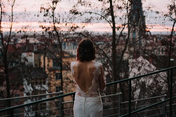 Lauren Créations Bridal Wear Collection