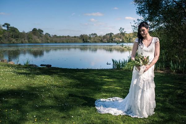 Lina Garcia Wedding hair