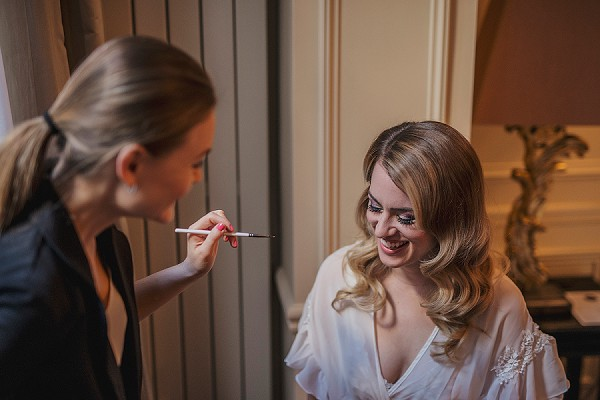 Onorina Jomir Wedding Make-Up