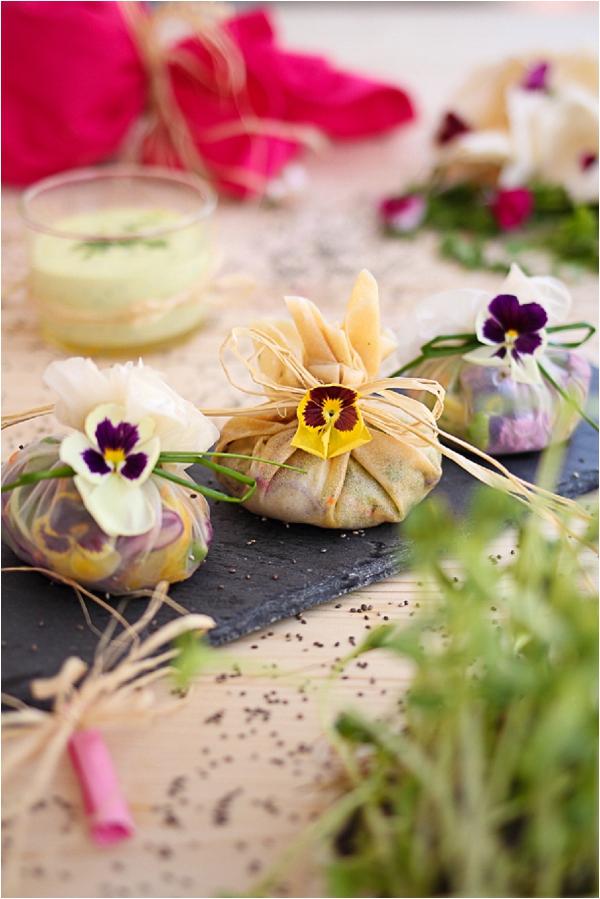 Vegan wedding food ideas