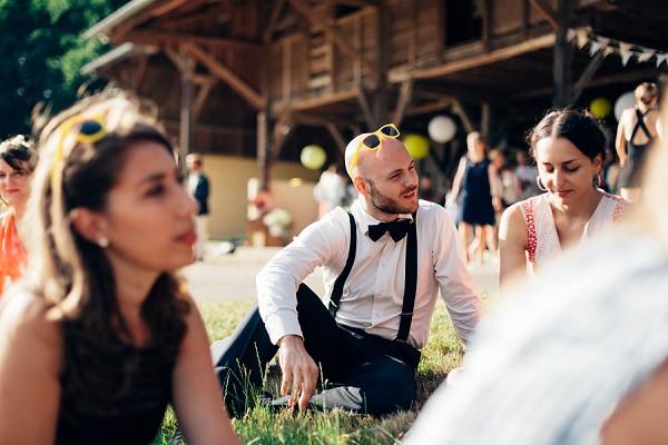 Vintage french wedding