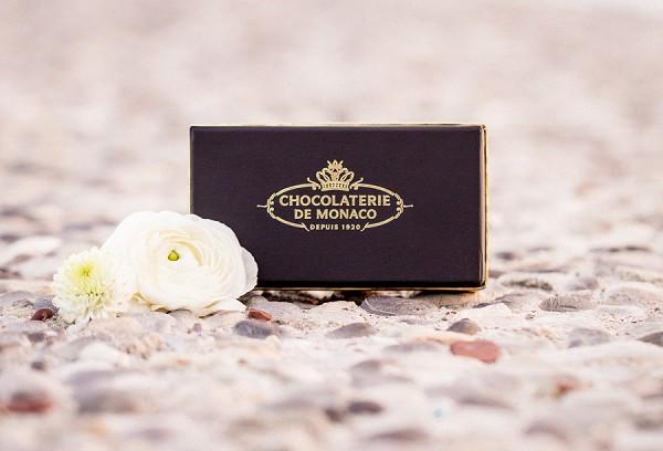 Wedding day chocolates