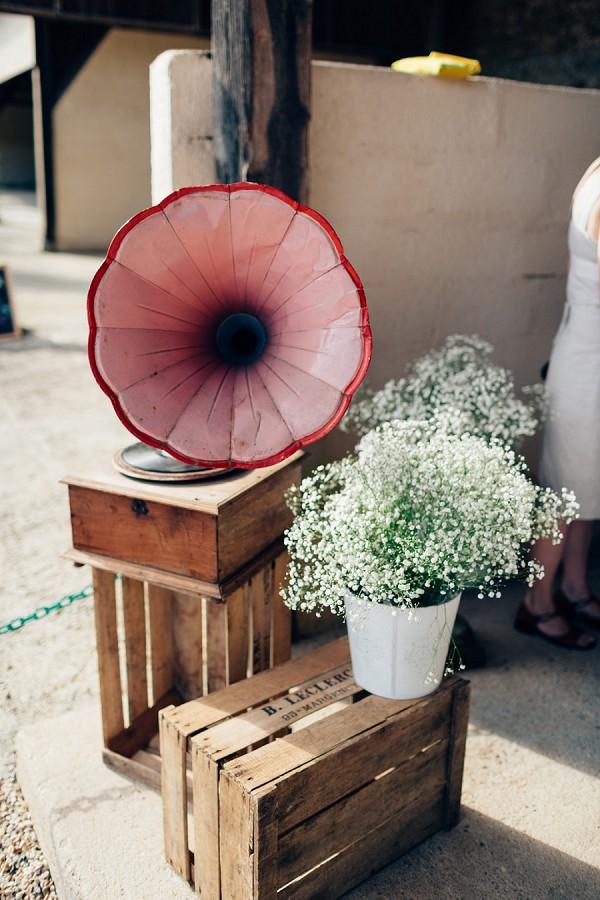 gramophone wedding music