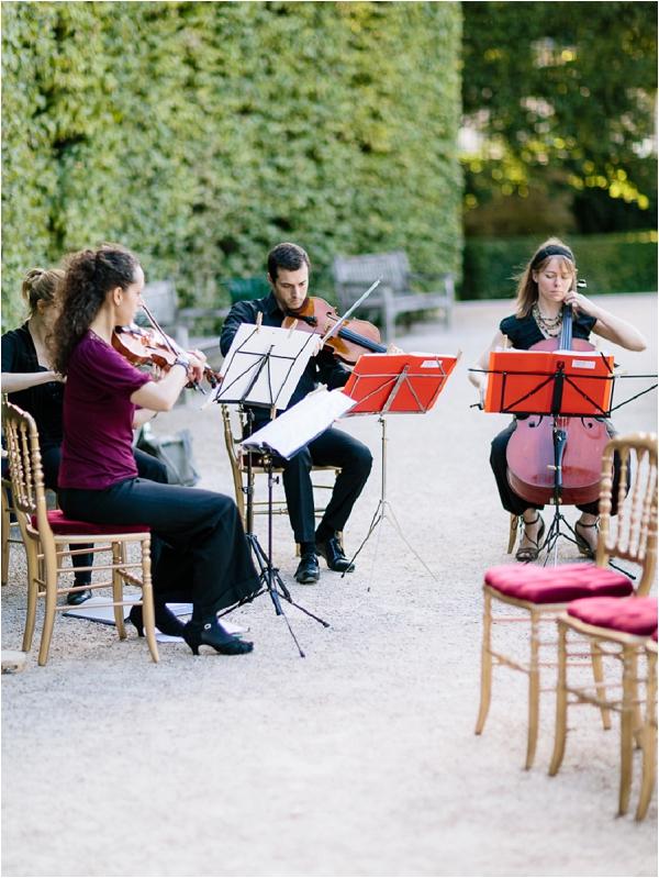 string quartet in France