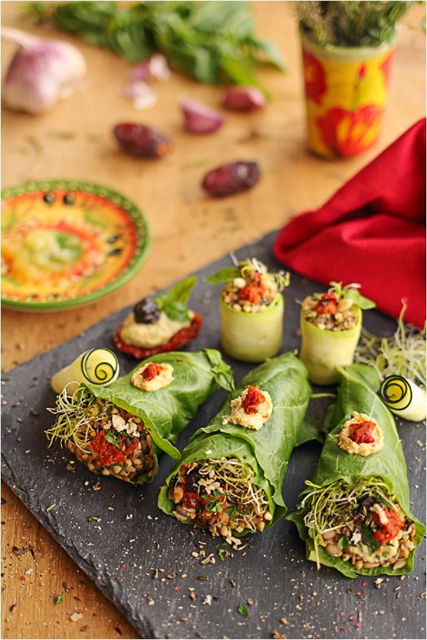 vegan wedding catering ideas
