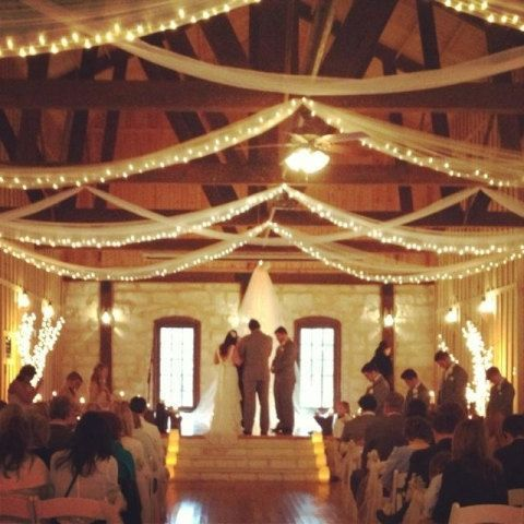 wedding light garland