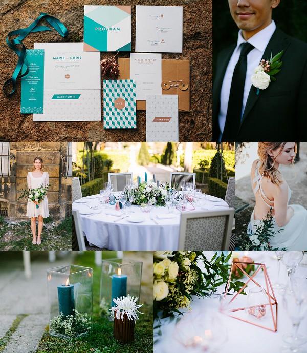 Aix en Provence Wedding Inspiration Shoot Snapshot