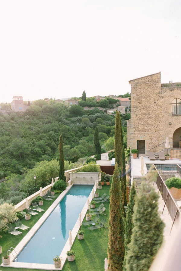 An Elegant Summer Elopement in Gordes