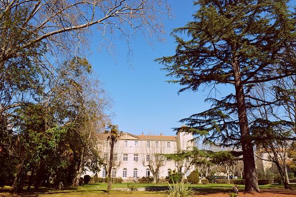 Château de Lignan wedding venue