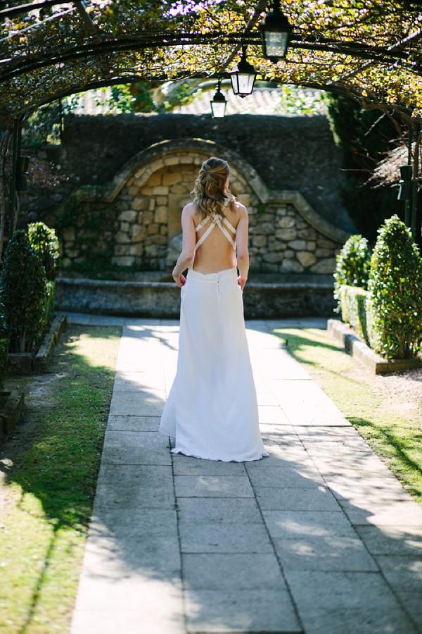 Christina Sfez Wedding Gown