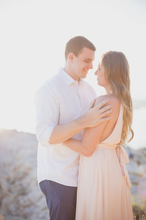 Fine Art French Riviera Engagement