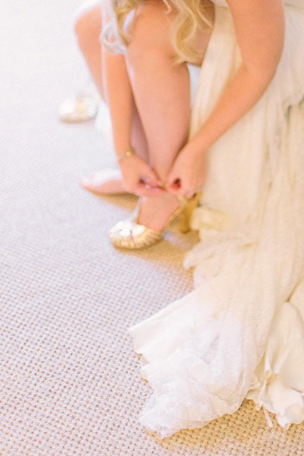 Getting ready wedding details