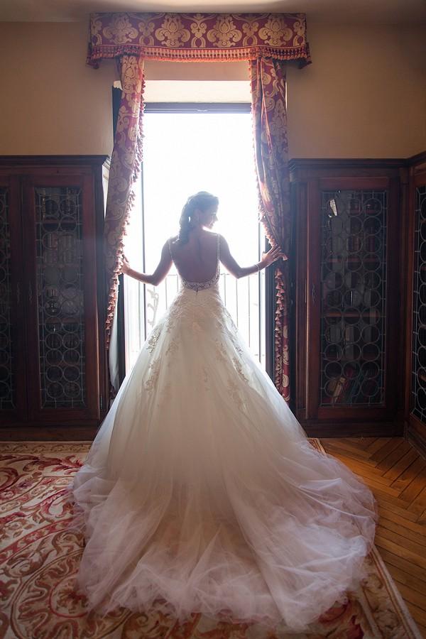 Glamorous Chateau Wedding