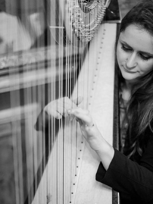 Harpist wedding songs