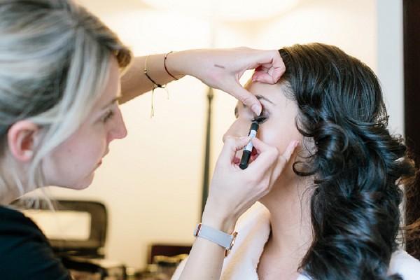 Paris wedding make-up artist