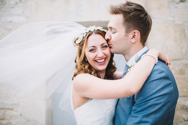 Relaxed French Wedding