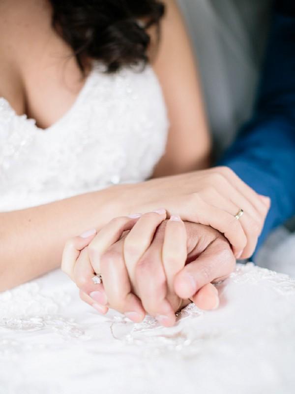 Romantic and Intimate Paris Wedding